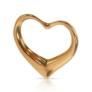 Tiffany & Co. 18K Yellow Gold Pendant