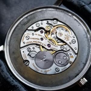 patek philippe calatrava clous de paris 3520 32mm mens watch patek