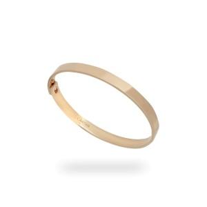 Cartier Bracelet 18K Rose Gold Diamond