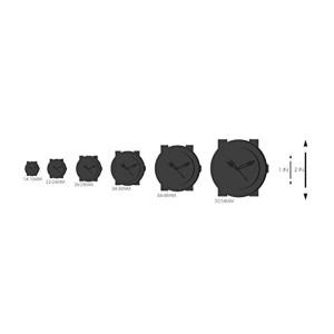 Mido Multifort 42mm Mens Watch