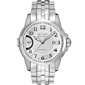 Bulova Accu-Swiss 65B172  Mens 43mm Watch