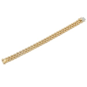 Chopard Vintage Gstaad Bracelet in 18K Yellow Gold