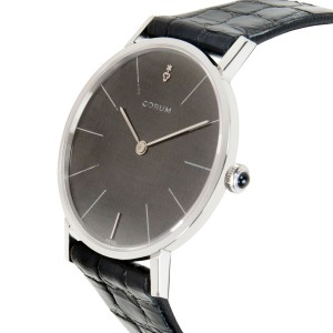 Corum Mecanique 57219 Manual Men's Watch in Stainless Steel