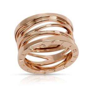 Bulgari B Zero 1 Ring in 18K Rose Gold