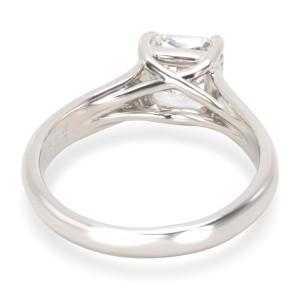 Tiffany & Co. Lucida Cut Diamond Engagement Ring in Platinum (2.03 ct G/VS1)