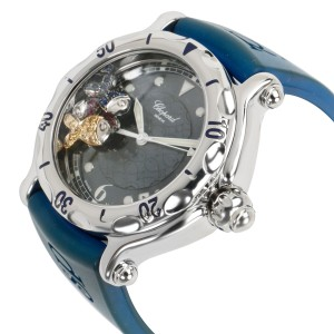 Chopard Happy Fish 28/8347/8-402 Unisex Watch in  Stainless Steel