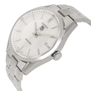 Tag Heuer Carrera WV211A-BA0787 Men's Watch in  Stainless Steel