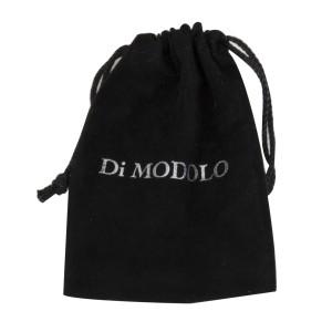 Di Modolo Lolita Diamond Pendant in Plated Rhodium (0.16 CTW) MSRP 950