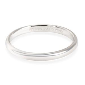 Tiffany & Co. Classic Wedding Band in Platinum 2mm