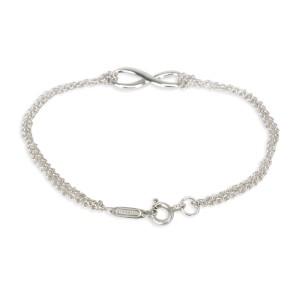 8ba415aad1aee Tiffany & Co. Infinity Bracelet in Sterling Silver