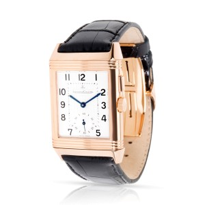 Jaeger-LeCoultre Reverso Day Night 272.2.54 Men's Watch in 18kt Rose Gold