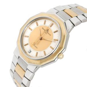 Baume & Mercier Riviera 5131.038 Unisex Watch in 18K Stainless Steel/Yellow Gold