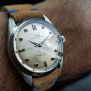 Men's Tudor Vintage Prince Oysterdate Automatic ref.7996, c.1960s Swiss LV778TAN