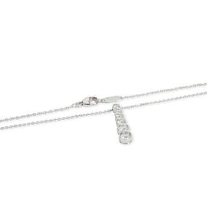 Tiffany & Co. Jazz Diamond Necklace in  Platinum 0.65 CTW