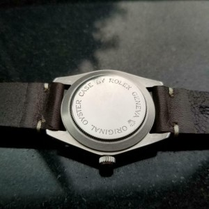 Men's Tudor Oyster Prince Ref.90220 34mm Automatic Blue Dial, c.1980s LV931BRN