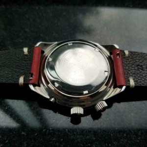 Men's Orient King Diver 42mm Jumbo Day Date Automatic, c.1960s Y2RED