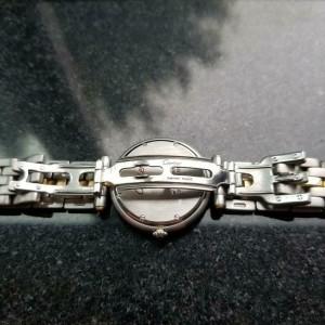 Unisex Cartier Panthere 18k Gold & SS 30mm Quartz, c.1990s Swiss Luxury BB11