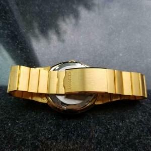 Men's Seiko 6 Ref.6119-5450 Gold-Plated 38mm Automatic, c.1970s Vintage LA69
