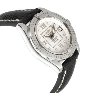 Breitling Cockpit A71356 Women's Watch in  Stainless Steel