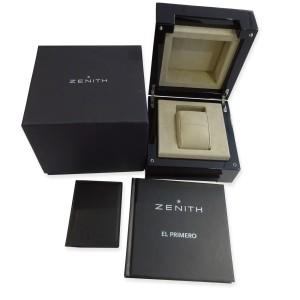 Zenith El Primero Lightweight 10.2260.4052W/98.R573 Men's Watch in  Carbon Fiber