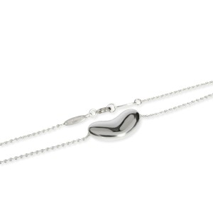Tiffany & Co. Paloma Picasso Bean Necklace in Sterling Silver