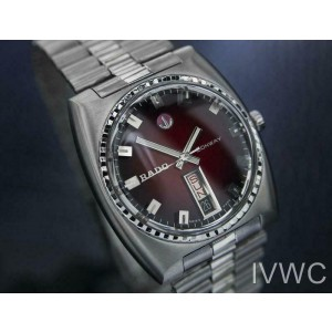 Mens Rado Conway 35mm Day Date Automatic, c.1960s Vintage Swiss J6593