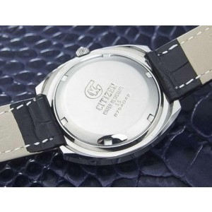 Mens Citizen Day Date 36mm Manual Wind Watch, c.1960s Vintage J7089