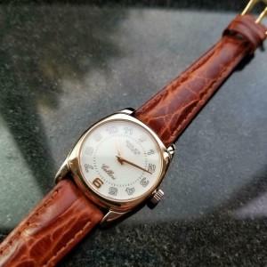 Ladies Rolex Cellini Danaos ref.6229 24mm 18k Gold Dress Watch, c.2000s LV706