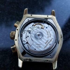Mens Girard Perregaux Richeville 36mm 18k Automatic Chronograph, c.2000s LV770