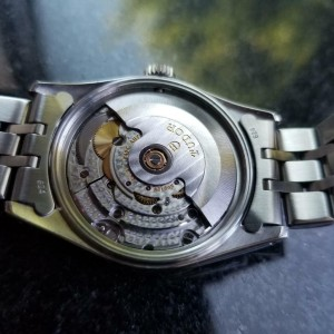 Mens Midsize Tudor Prince Date 72000 32mm Automatic, c.2000s Swiss MS134