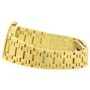 Audemars Piguet Royal Oak 25mm 18k Yellow Gold Watch