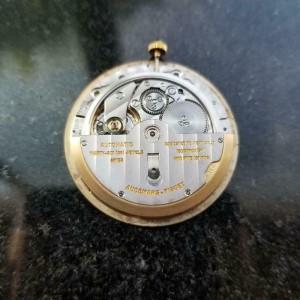Mens Audemars Piguet Geneve 32mm 18k Gold Automatic, c.1980s LV957GRN