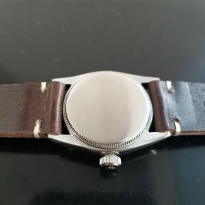 Mens Midsize Rolex Oyster Precision 30mm Hand-Wind Dress Watch, c.1960s MA185
