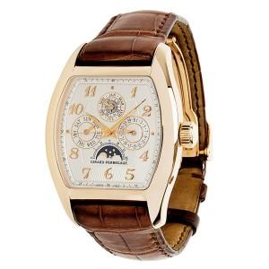 Girard-Perregaux Richeville 2722 Men's Watch in 18K Rose Gold