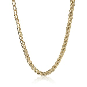John Hardy Chain Necklace in 18K Yellow Gold