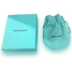 Tiffany & Co. Elsa Peretti Sevillana Pendant in  Sterling Silver