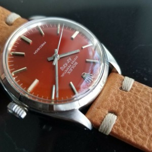 """Mens Rolex Oyster Precision Ref.1003 """"Air-King"""" 34mm Automatic, c.1960s RA114TAN"""