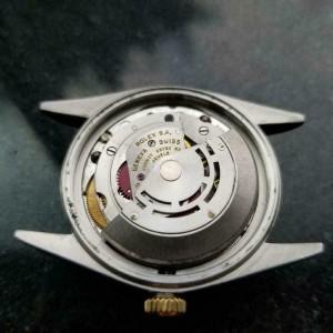 Mens Rolex Oyster Datejust Ref.16014 36mm 18k & SS Automatic, c.1970 NS32BLU