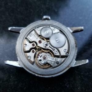 Mens IWC Schaffhausen 1950s cal.89 35mm Manual Wind Dress Watch Vintage LV739