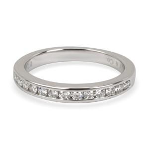 Tiffany & Co. Channel Set Diamond Wedding Band