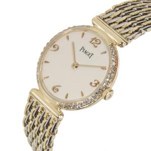Piaget Dress 80552 P 31 X Women's Watch in 18kt Yellow Gold