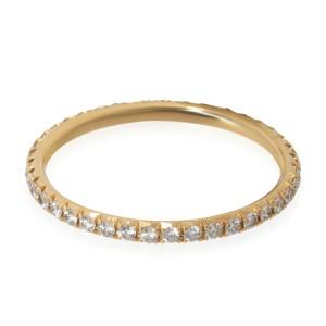 Tiffany & Co. Metro Diamond Band in 18K Yellow Gold 0.3 CTW