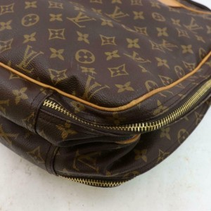 Louis Vuitton Monogram Alize 2 Poches Bandouliere with Strap 871011