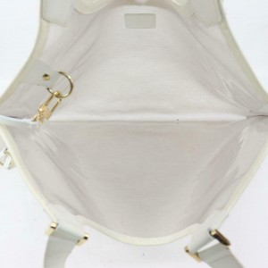 Louis Vuitton Clear Translucent Epi Baia Plage Tote with Pouch 871018