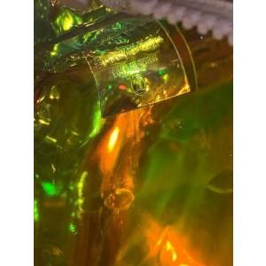 Louis Vuitton Rare Clear Fw19 Virgil Abloh Hologram Monogram Prism Volga 870977