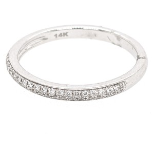 Jeff Cooper RP-1505/BLW14 14k White Gold Diamonds Ring
