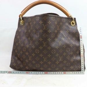 Louis Vuitton Monogram Artsy MM Hobo 871221
