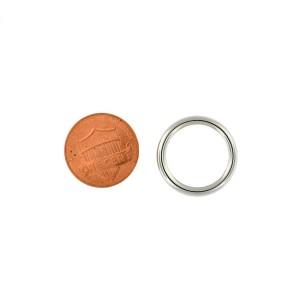 Van Cleef & Arpels Pt 950 Signed Ring