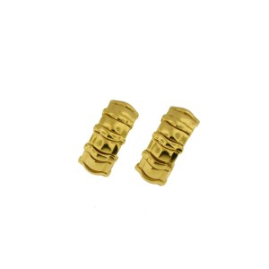 Piaget 18K Yellow Gold Earrings
