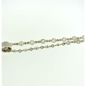 Diamond Sapphire Halo Pendant Diamond By The Yard Necklace